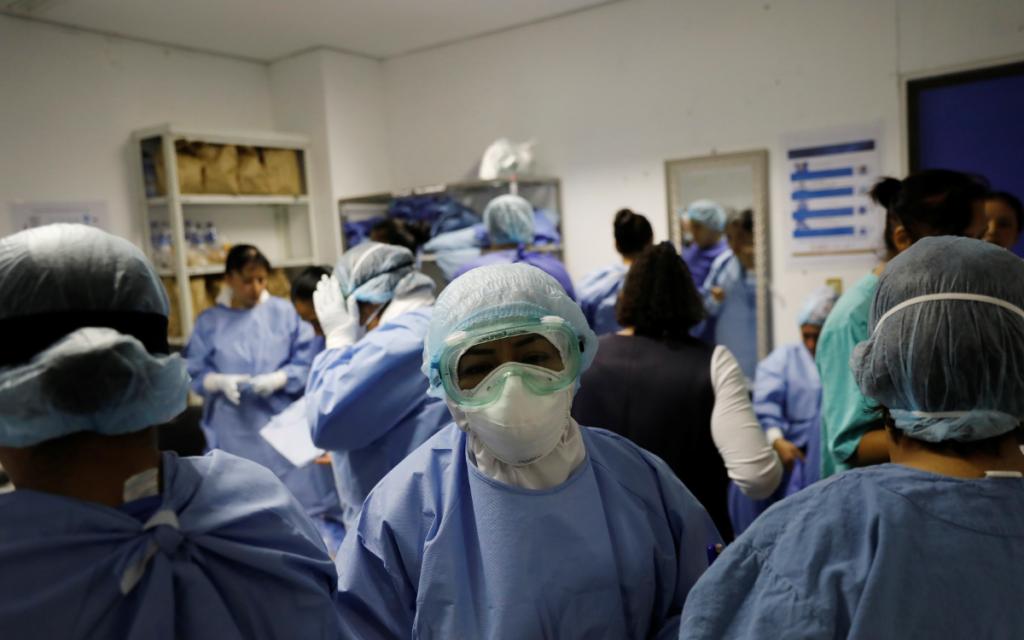 Suman 2 mil 397 muertes en el personal de Salud durante pandemia 3