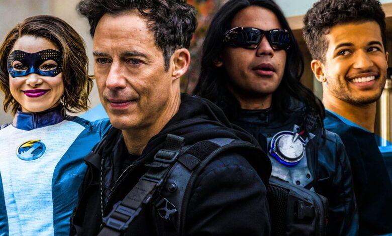 The Flash Season 8 ya tiene los mejores reemplazos de